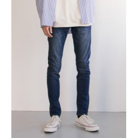 (URBAN RESEARCH/アーバンリサーチ)WHEIR SKINNY JEANS/メンズ DUSED 送料無料