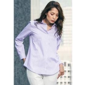 la.f... / ALBINI OXFORDベーシックシャツ