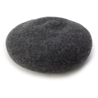 ITS' DEMO(イッツデモ) シンプルベレー帽