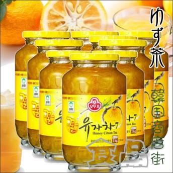 [オットギ三和]\8個セット/サンファ 柚子茶 1Kg 【柚子茶】