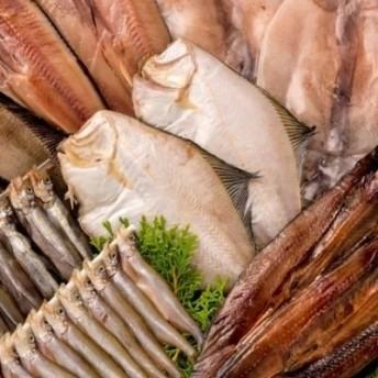漁協直送 地魚6種の干物セット(ホッケ、きんき、ししゃも他)[A02-045]