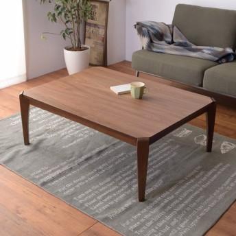 こたつ テーブル 幅90cm コタツテーブル 木製 天然木 角型 ( コタツ 炬燵 こたつテーブル )