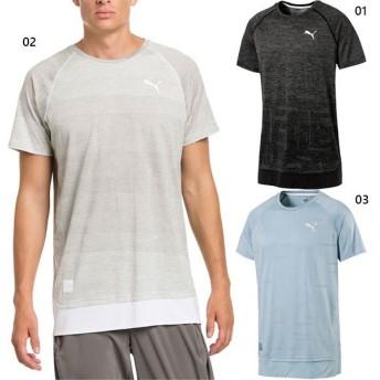 プーマ メンズ N.R.G. テック 半袖Tシャツ トップス トレーニング ジム フィットネス 517951