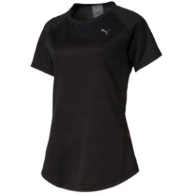【セール】 プーマ ランニング レディース半袖Tシャツ GET FAST THERMO-R+ SS Tシャ 51875902 レディース プーマ ブラック