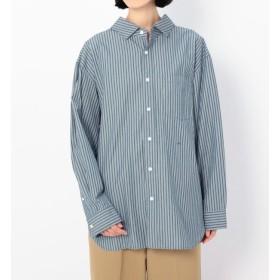 【ビショップ/Bshop】 【Gymphlex】オーバーサイズシャツ MUP WOMEN