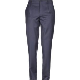 《セール開催中》PIATTO メンズ パンツ ダークブルー 50 ウール 100%