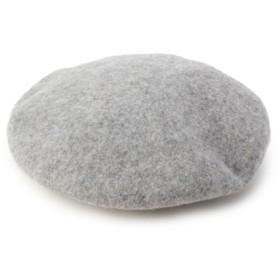 [マルイ]【セール】リブ付きベレー帽/イッツデモ(ITS'DEMO)