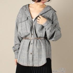 [マルイ] ◆19秋冬新作◆ベルト付きコーデュロイシャツ/ランダ(RANDA)