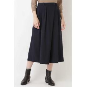 HUMAN WOMAN / ≪Japan couture≫ トロストレッチパンツ