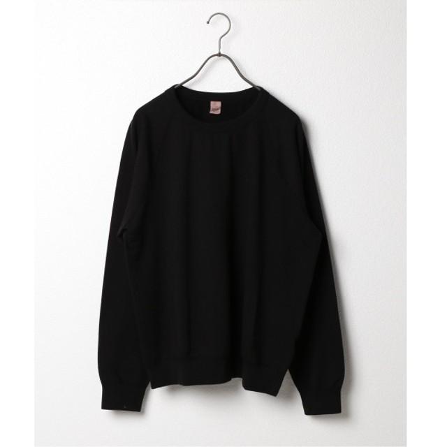 [マルイ] Tシャツ(SAVE KHAKI UNITED L/S SUPIMA FLEECE CREW)/ジャーナルスタンダード(メンズ)(JOURNAL STANDARD MEN'S)