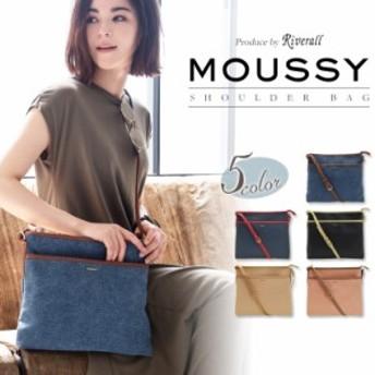 【スペシャルセール】マウジー moussy レディース 女性 プレゼント 当店オリジナル コラボ商品 バッグ 斜めがけショルダーバッグ ショル