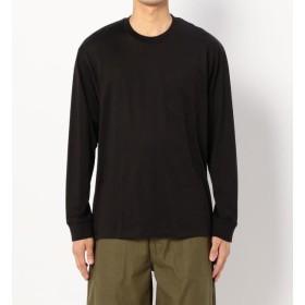 【ビショップ/Bshop】 【handvaerk】クルーネック長袖ポケットTシャツ MEN