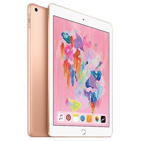 Apple iPad 128G WiFi(2018)金色