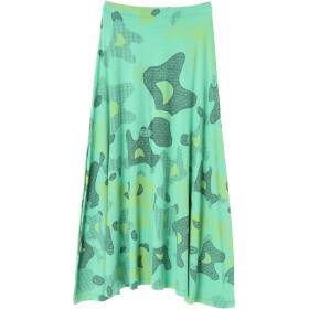 Juana de Arco スカート ロング・マキシ丈スカート,グリーン