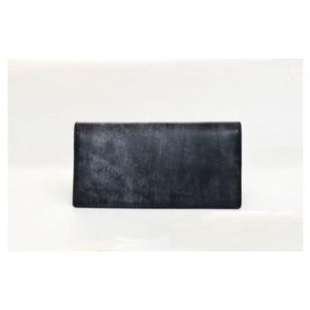 ブライドルレザー 長財布(黒)