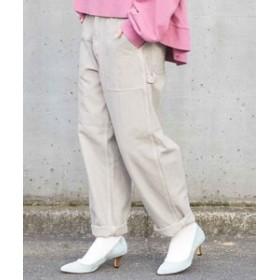 【CUBE SUGAR:パンツ】ダックキャンバスペインターパンツ