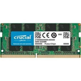 Crucial [Micron製] DDR4 ノート用メモリー 16GB (2400MT/s/PC4-19200/260pin/SODIMM) 永久保証 CT16G4SFD824A