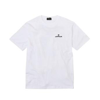 AIRWALK(エアウォーク)メッセージプリント半袖Tシャツ(デオドラントテープ付き) 大きいサイズメンズ Tシャツ・カットソー