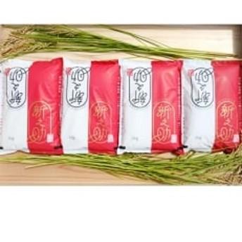 【令和元年産・新潟県特別栽培】「新之助」8kg(2kg×4袋)