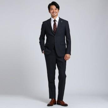 TAKEO KIKUCHI(タケオキクチ:メンズ)/千本絣格子 スーツ