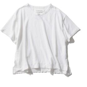 FABRIQUE en planete terre(ファブリケ アン プラネ テール)/オーバーサイズリネンTシャツ