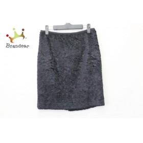 ダイアグラム Diagram GRACE CONTINENTAL スカート サイズ38 M レディース 美品 黒 新着 20190823