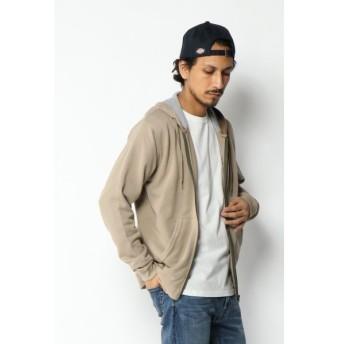 [マルイ] 裏毛フルジップパーカー/イッカ メンズ(ikka)