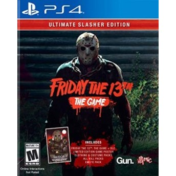 Friday the 13th The Game Ultimate Slasher Edition(輸入版:北米) - PS4