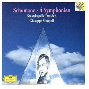 シューマン:交響曲全集/ジュゼッペ・シノーポリ,ドレスデン・シュターツカペレ