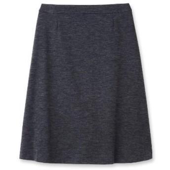 UNTITLED(アンタイトル)【洗える・抗菌防臭】ウール混ストレッチタイトスカート