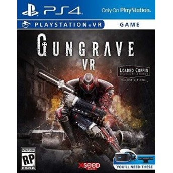 Gungrae VR - Loaded Coffin Edition (輸入版:北米) - PS4