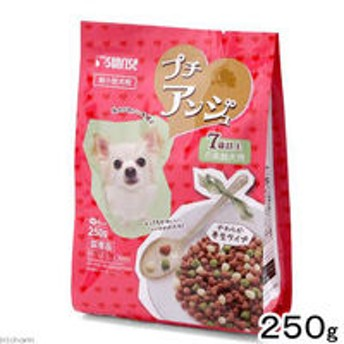 【期間限定販売】マルカン プチアンジュ 犬用 超小型犬 7歳以上の高齢犬用 250g 159156