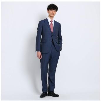 【タケオキクチ/TAKEO KIKUCHI】 カラーペイン 2Bスーツ Fabric by Marzotto