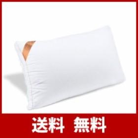 AYO 枕 安眠 人気 肩こり 良い通気性 快眠枕 高級ホテル仕様 高反発枕 横向き対応 丸洗い可能 立体構造43x63cm 家族のプレゼント ホ
