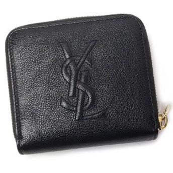 サンローラン 財布 レディース 568985 CTR00 1000 ブラック
