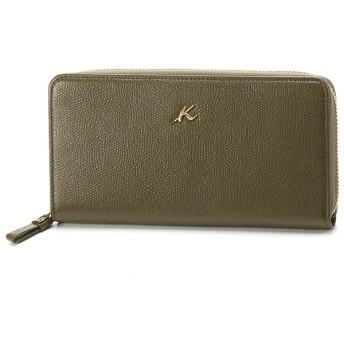 [マルイ] 牛革ラウンド型長財布/キタムラK2(Kitamura K2)