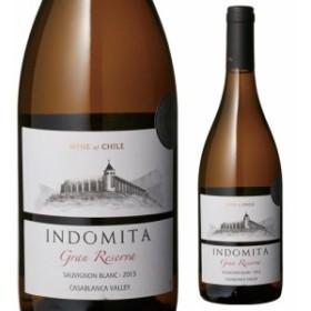インドミタ グラン・レセルバ・ ソーヴィニヨン・ブランIndomita Gran Reserva Sauvignon Blanc[チリ][白ワイン][辛口][レゼルバ][レセ