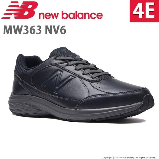 ニューバランス newbalance [2019年秋新作] メンズ ウォーキングシューズ NB MW363 NV6 4E ネイビー