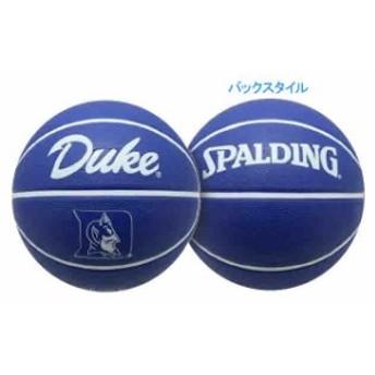 スポルディング バスケットボール バスケットボール7号 DUKE BALL 7号 SPALDING 83-718J