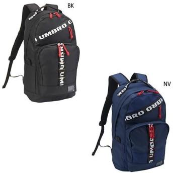 22L アンブロ メンズ レディース バックパック リュックサック デイパック バックパック バッグ 鞄 サッカー フットサル UUAOJA54