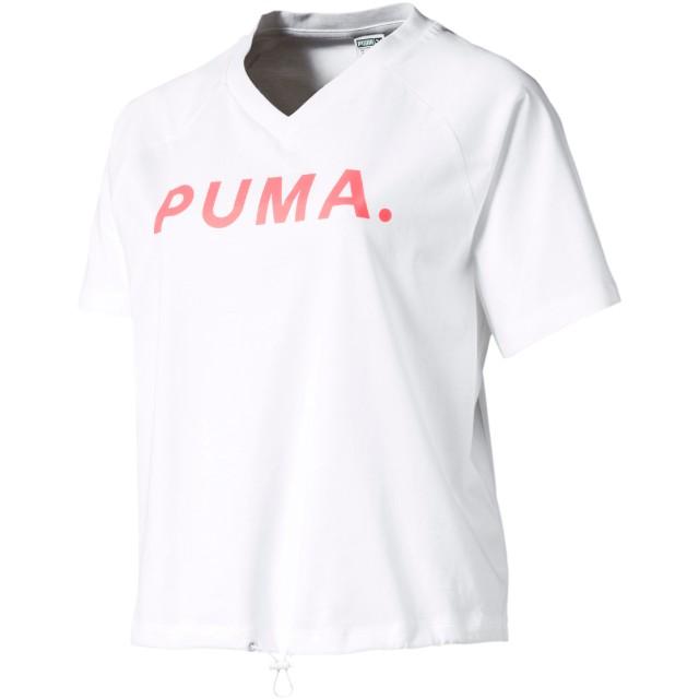 【プーマ公式通販】 プーマ CHASE V SS ウィメンズ Tシャツ 半袖 ウィメンズ Puma White  PUMA.com