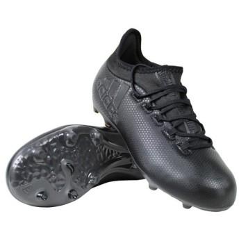 ジュニア エックス 17.1 FG/AG J コアブラック×コアブラック 【adidas|アディダス】サッカージュニアスパイクcp8979