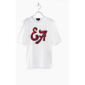 【送料無料】<エンポリオ アルマーニ/EMPORIO ARMANI> 大きいサイズ Tシャツ 0100 シロ【三越・伊勢丹/公式】