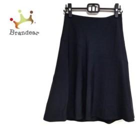 チヴィディーニ CIVIDINI スカート サイズ40 M レディース 黒 新着 20190823