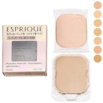 コーセー エスプリーク ESPRIQUE ピュアスキン パクト UV SPF26/PA++ レフィル 9.3g(増税対策応援 まとめ買いアイテム)