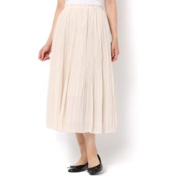 【サマンサモスモス/Samansa Mos2】 柄アソート消しプリーツスカート