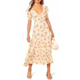 リフォーメーション REFORMATION レディース ワンピース ワンピース・ドレス Cosa Midi Dress Limonada