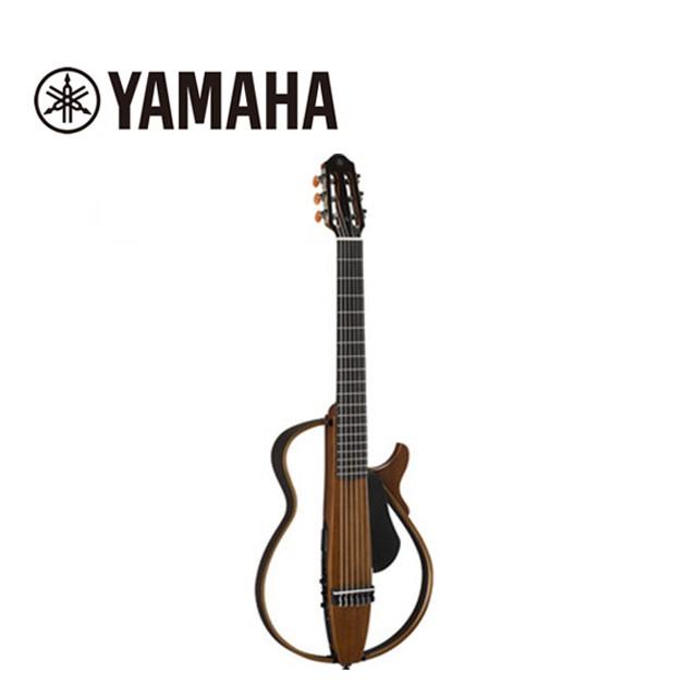 YAMAHA SLG200N NT 靜音電古典吉他 自然原木色【敦煌樂器】