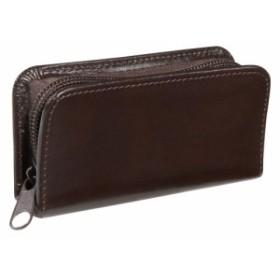 ルイスレザー Royce Leather レディース ポーチ Aristo Mini Manicure Set Chestnut