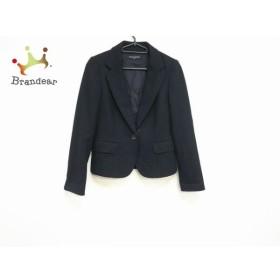 ユナイテッドアローズ UNITED ARROWS ジャケット サイズ36 S レディース 美品 黒 新着 20190823
